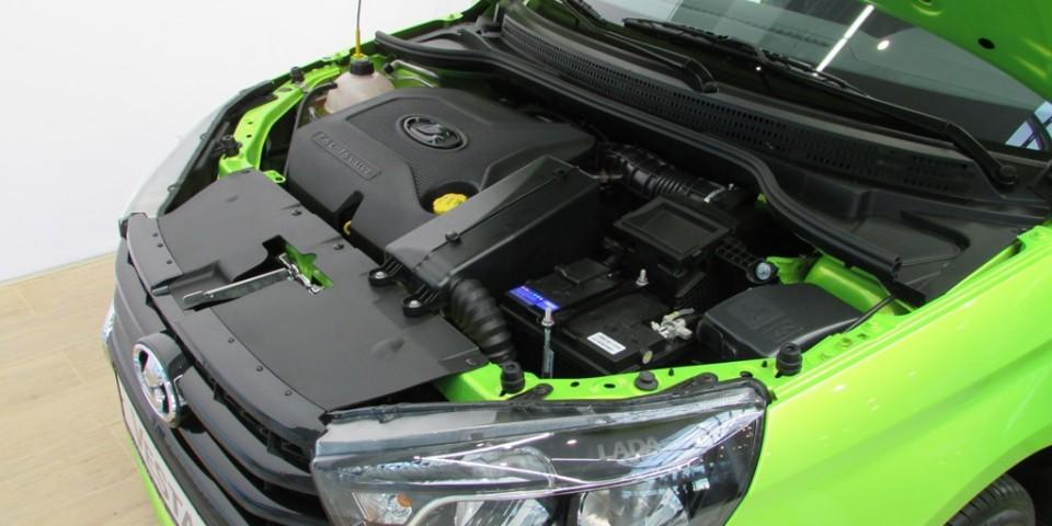 LADA Vesta дождалась новых двигателей