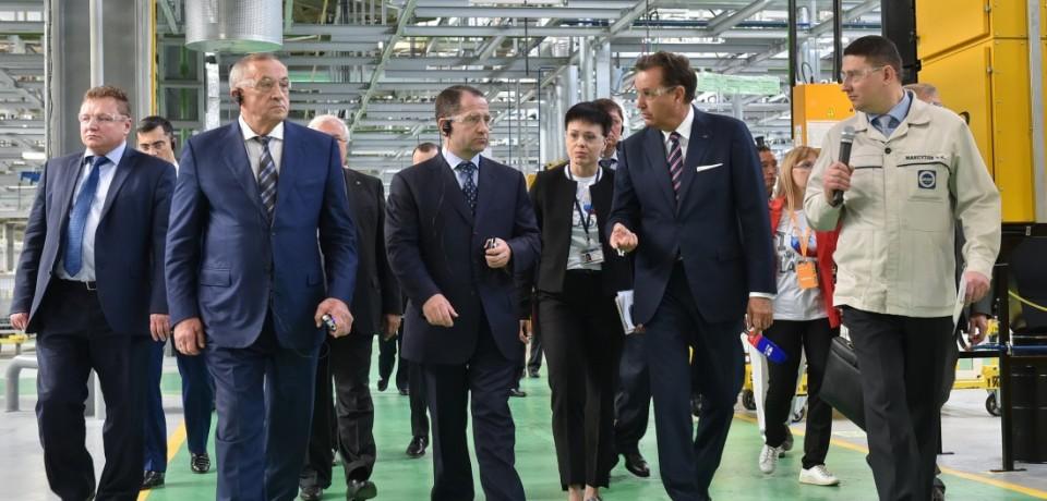 Уточнена дата запуска в серийное производство седана LADA Vesta