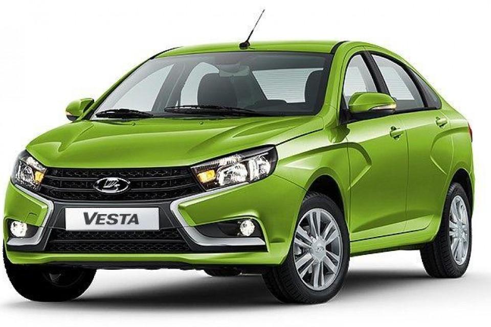 Для выпуска седана LADA Vesta будет задействован Ижевский автозавод