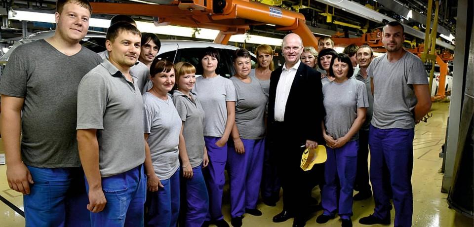 Главный юбилей города  Тольятти привлек граждан из разных регионов страны