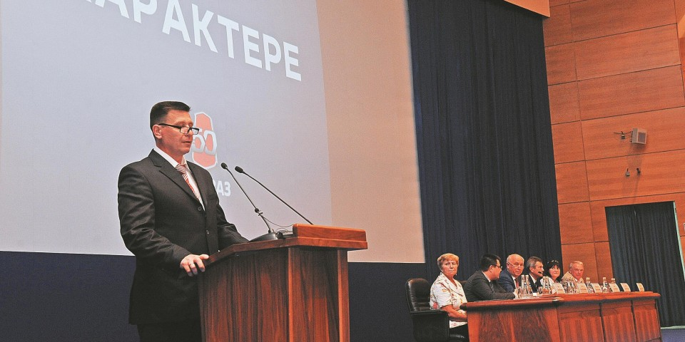 Сила в характере: представитель «АвтоВАЗа» баллотируется в Госдуму