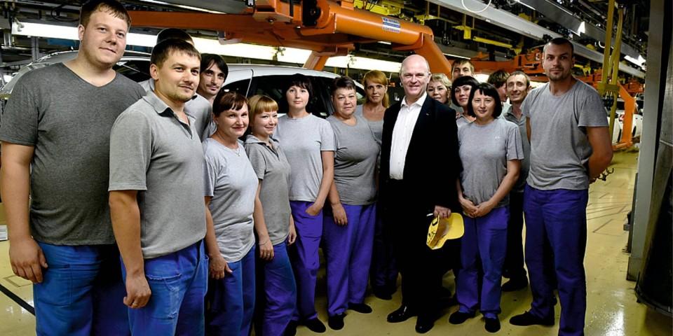 Скидки на Vesta и XRAY для работников АВТОВАЗа