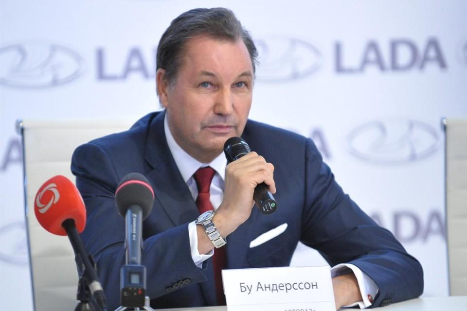АвтоВАЗ срочно ищет замену Бу Андерссону