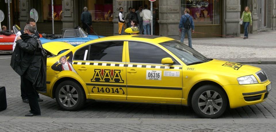 LADA Vesta на службе такси