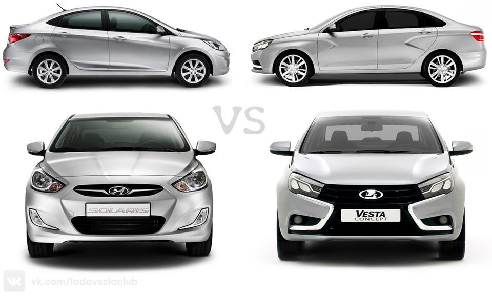 Hyundai Lada Vesta