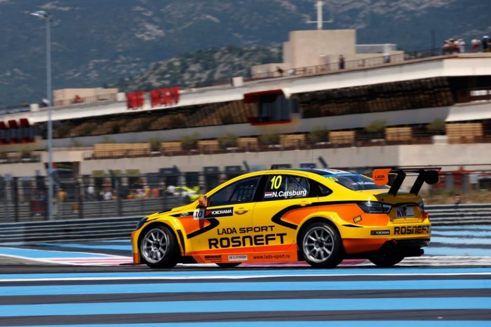 LADA Vesta ТС1 на французском этапе: Что покажет скорость?
