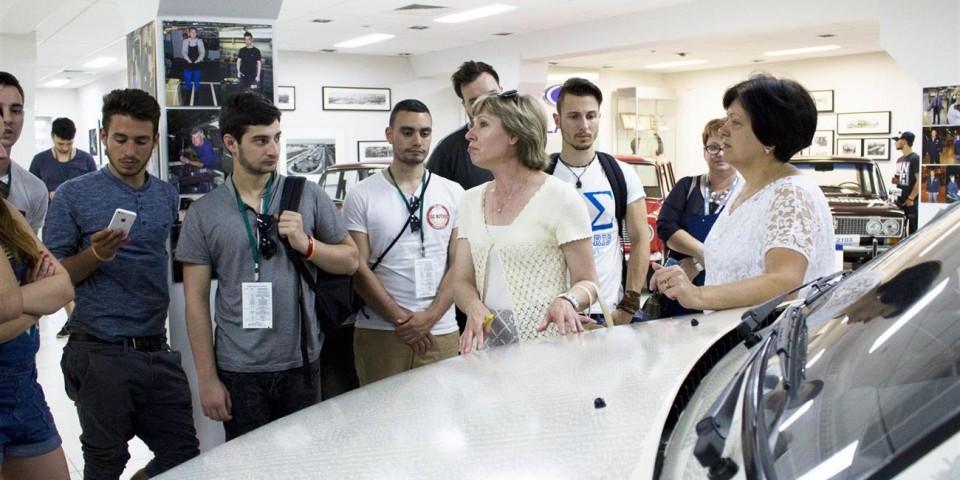 Французские студенты заинтересовались производством «АвтоВАЗа»