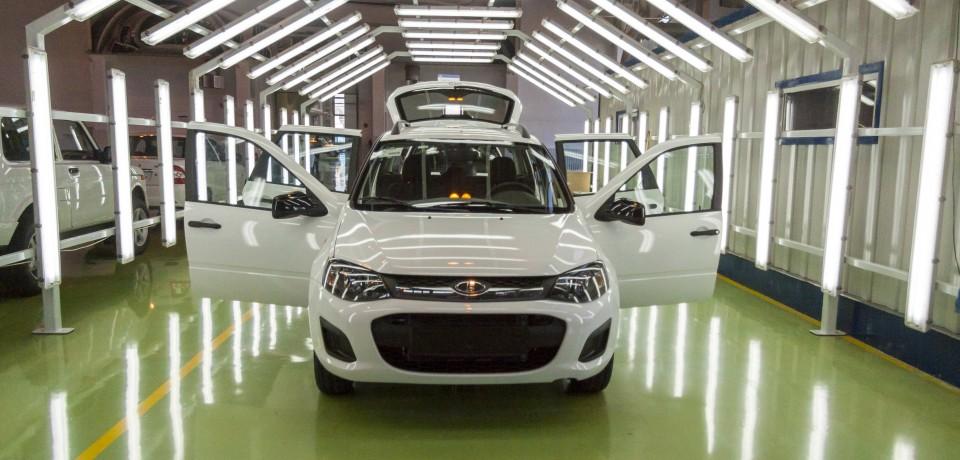 Система «ЭРА-ГЛОНАСС» теперь и на автомобилях LADA