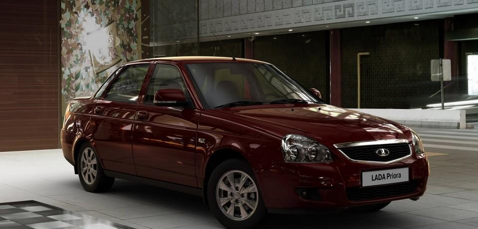 Обзор, характеристики и стоимость автомобиля Лада Приора