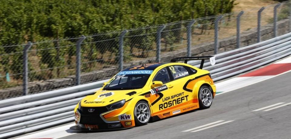 LADA Sport Rosneft готовится к 50-му этапу