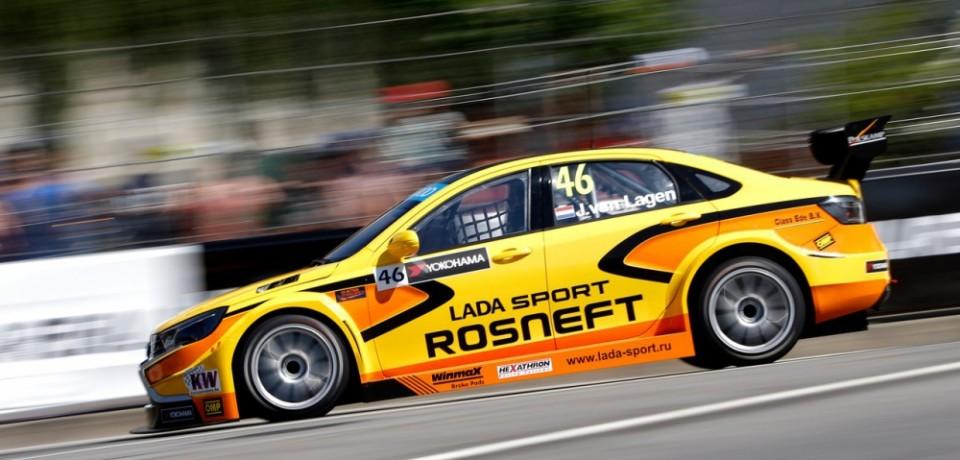 LADA Sport Rosneft продолжает набирать очки