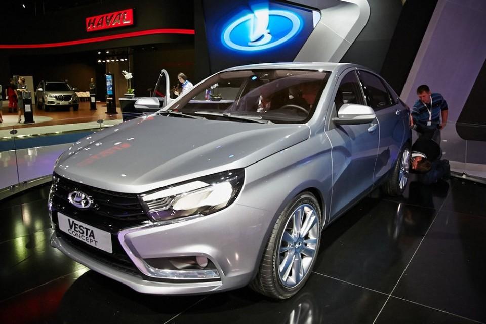 Металлургическое производство АвтоВАЗ усиленно готовится к запуску в серию седана Лада Веста