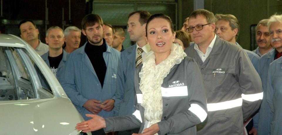 Первая LADA Vesta из пилотной партии будет собрана в Ижевске не позднее шестого февраля