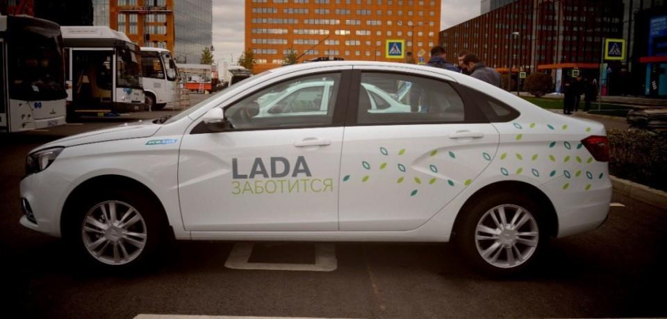 Что скрывалось под третьей кнопкой LADA Vesta