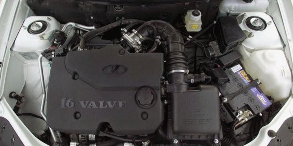 Что будет под капотом у нового седана LADA Vesta