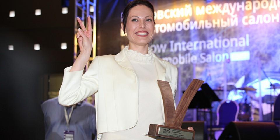 Концепт LADA Vesta берёт первую награду