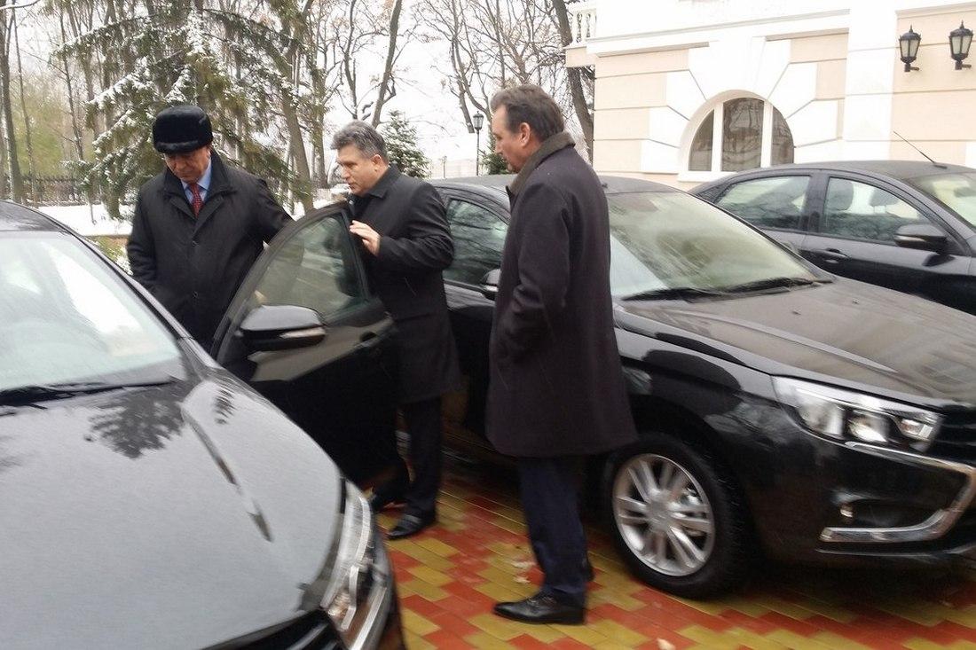 Lada Vesta для чиновников