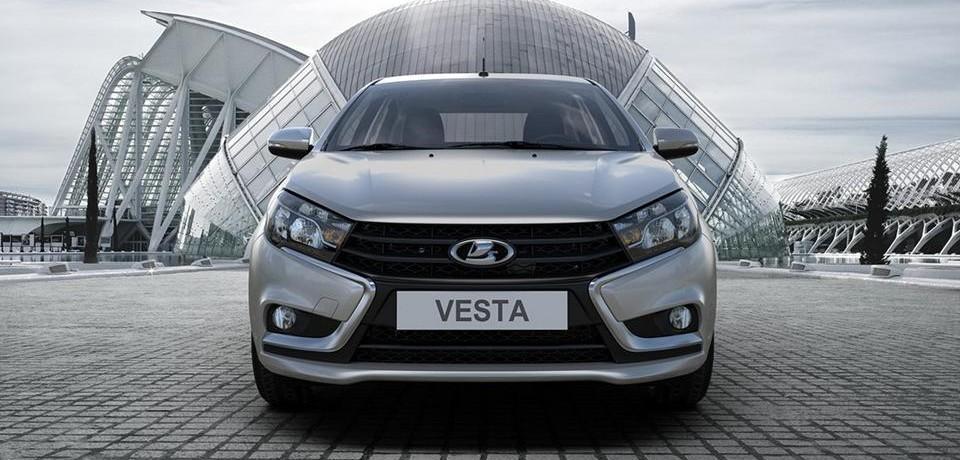 Новый дизайн русского автомобиля