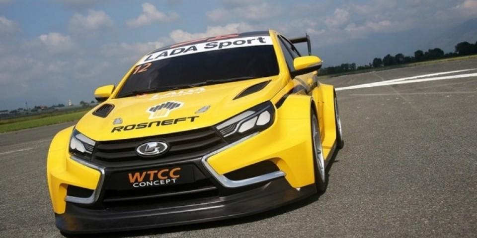 Значительные успехи команды Lada Sport в авто-гонках окажут влияние на продажи новой модели