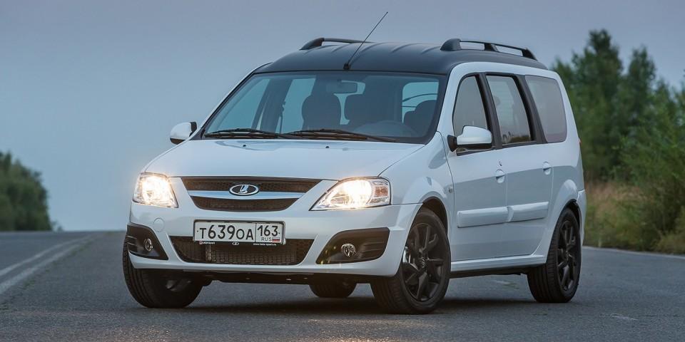 Обзор и технические характеристики Lada Largus