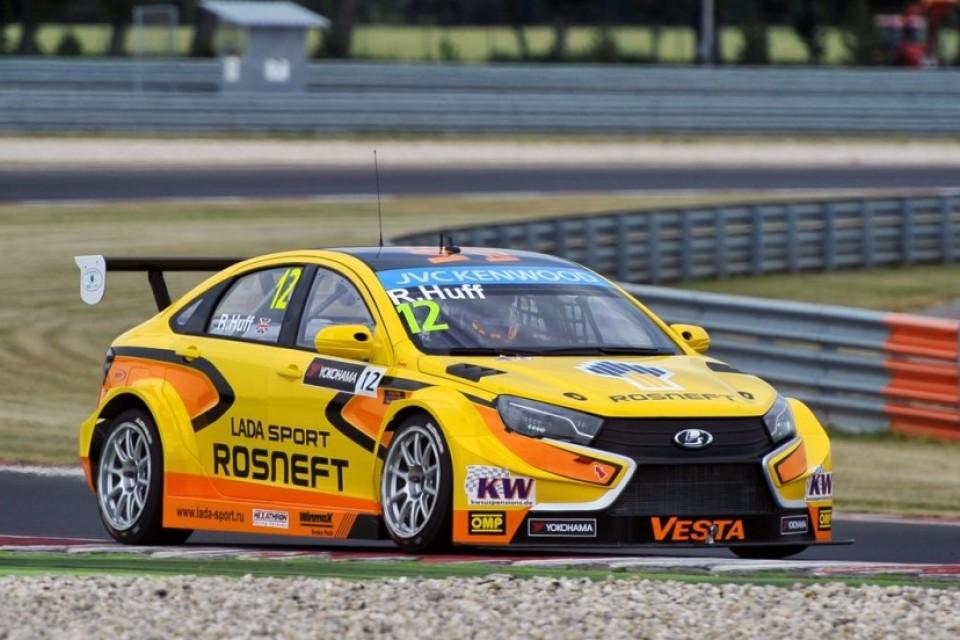 LADA Sport Rosneft открывает счёт
