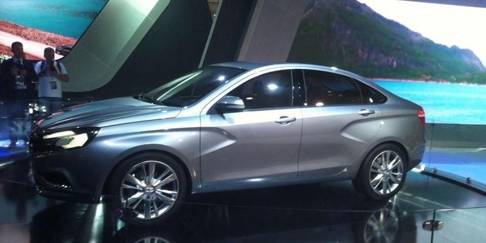 Достойные технические характеристики новых автомобилей Lada Vesta