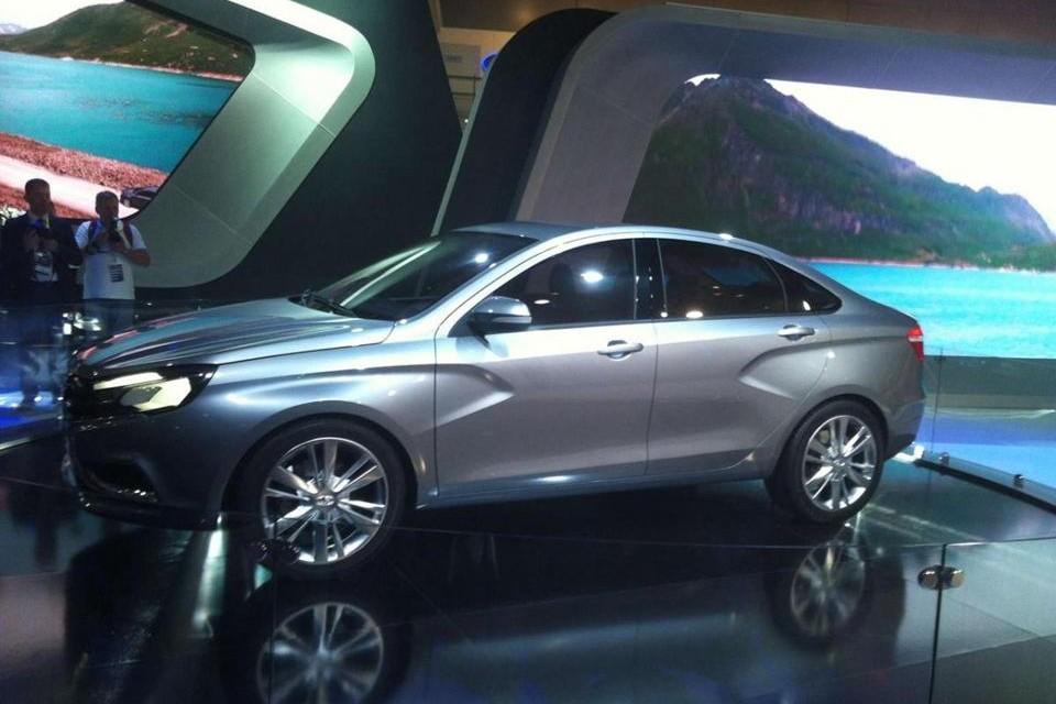 «АВТОВАЗ» объявил о заморозке стоимости автомобиля ЛАДА ВЕСТА