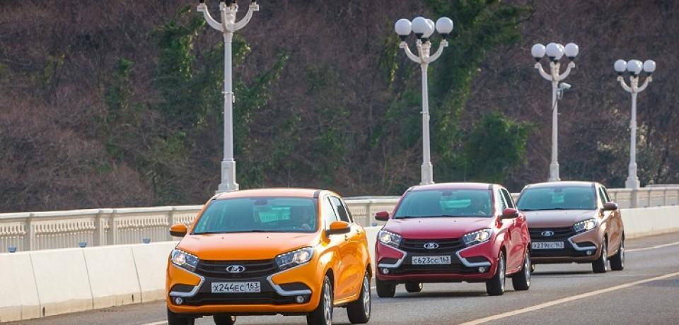 Новинки «АвтоВАЗа» покоряют новые высоты в продажах