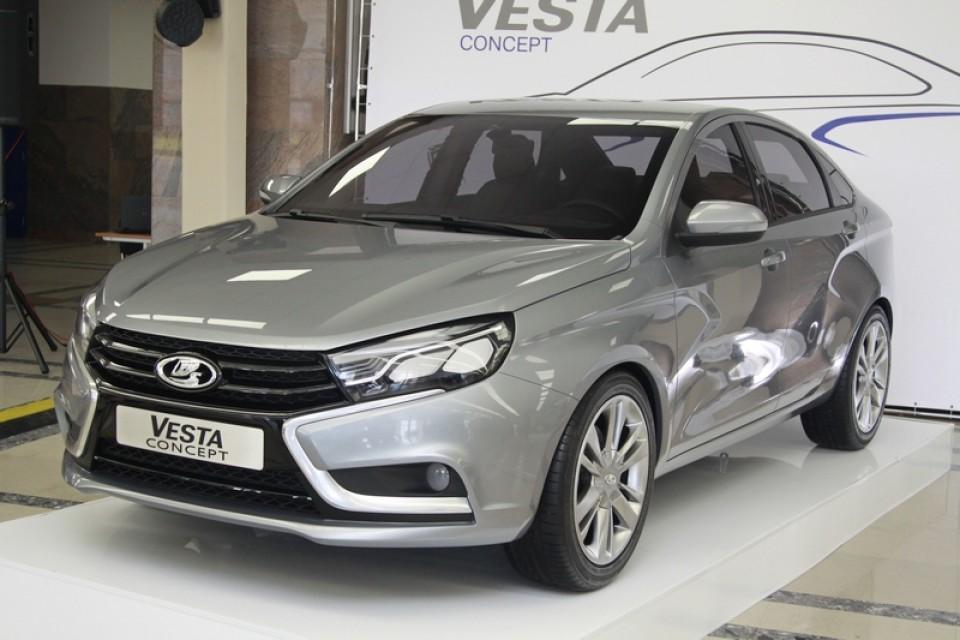 Бу Андерссон говорит о новых ценах на седаны LADA Vesta