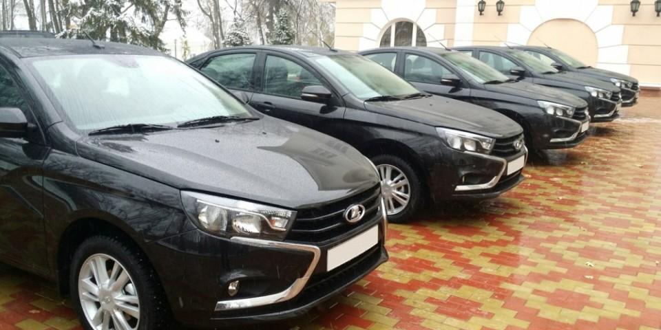 Продажи LADA Vesta приблизились к запланированным