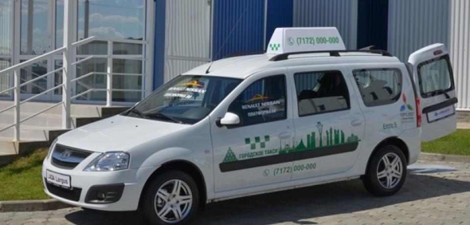 АВТОВАЗ планирует обеспечить Астану эко-транспортом