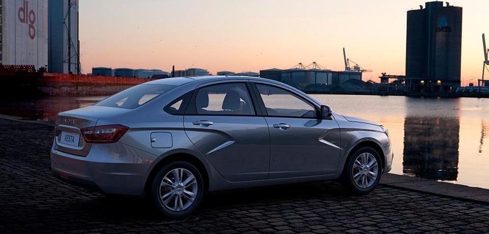 Перед серийным производством АвтоВАЗ выпустит 450 пилотных седанов LADA Vesta