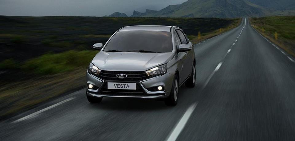 В феврале следующего года Ижевск подключится к производству пилотных партий LADA Vesta