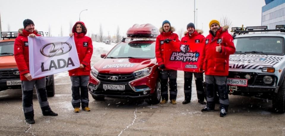 Экспедиция LADA: из Тольятти в Якутию