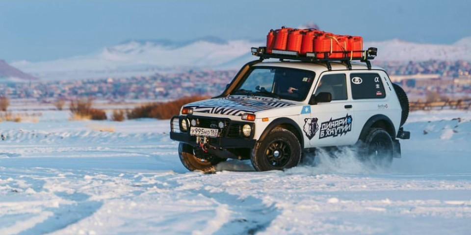 Из Тольятти в Якутию: экспедиция LADA