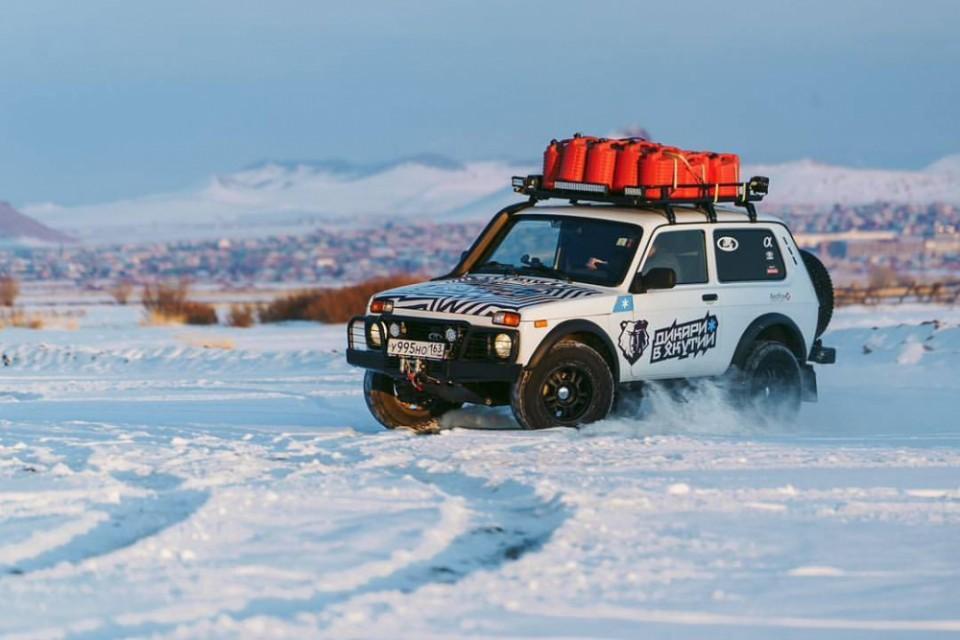 Экспедиция дикарей: конечный пункт – Аляска